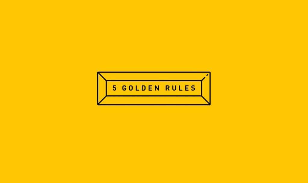 Golden Rules of packaging design
