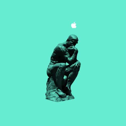 Branding: 5 branding lessons we can learn from Apple- Thinking man